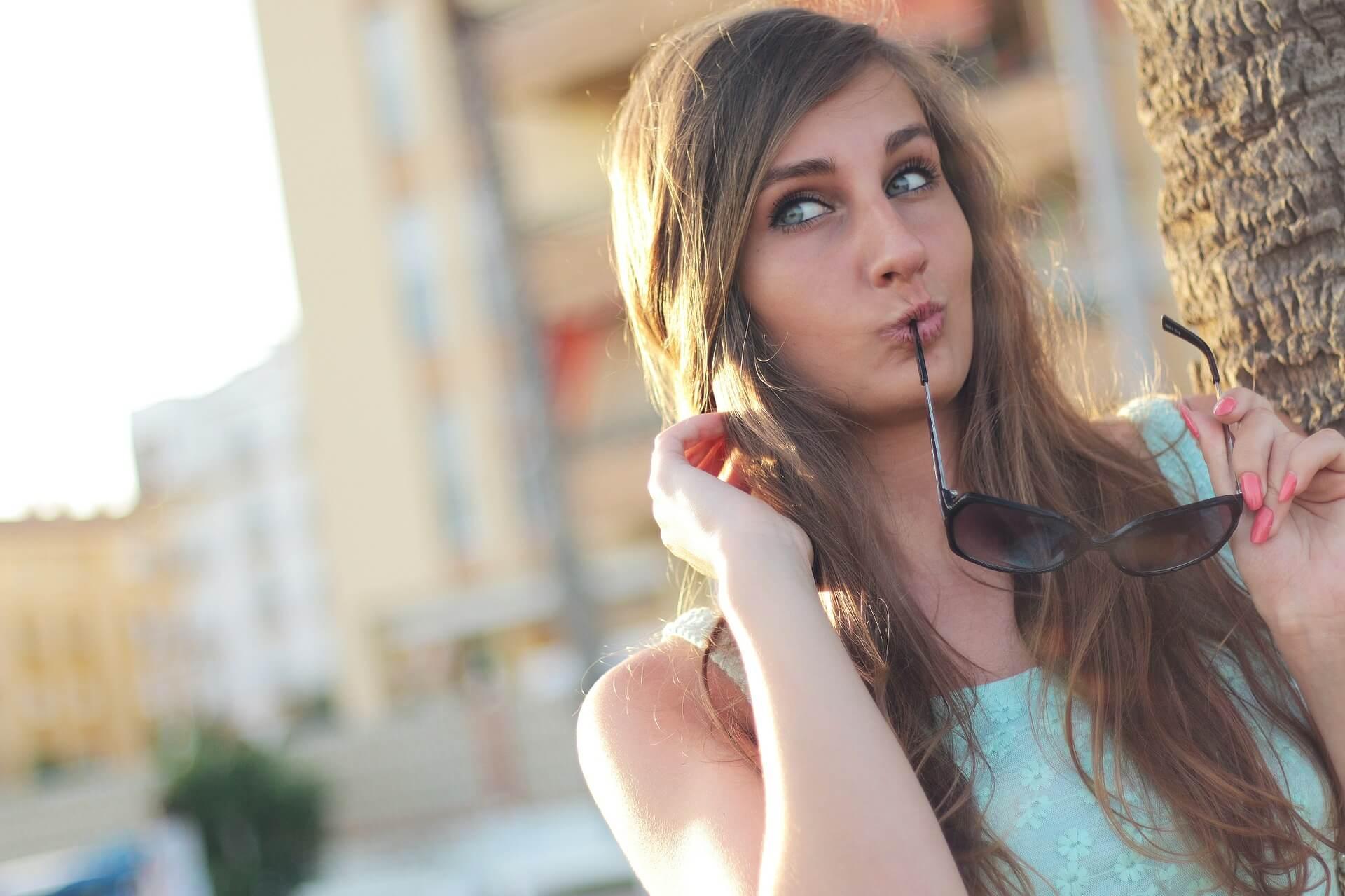 שפת גוף מושכת